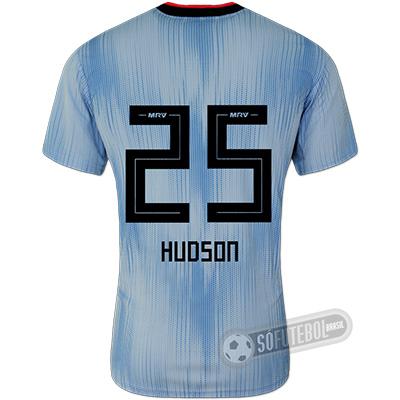Camisa São Paulo - Modelo III (HUDSON #25)