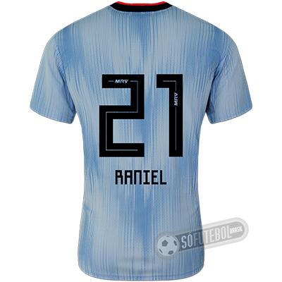 Camisa São Paulo - Modelo III (RANIEL #21)