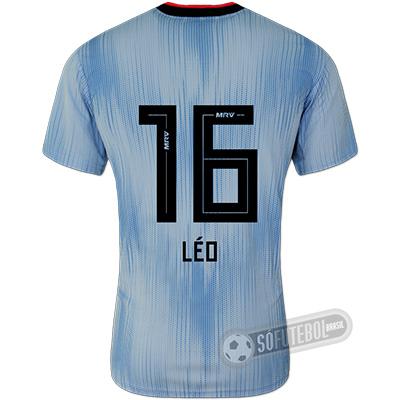 Camisa São Paulo - Modelo III (LÉO #16)
