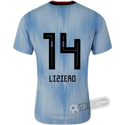 Camisa São Paulo - Modelo III (LIZIERO #14)