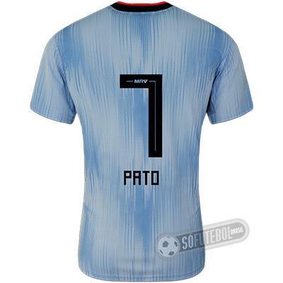 Camisa São Paulo - Modelo III (PATO #7)