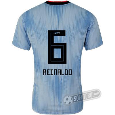Camisa São Paulo - Modelo III (REINALDO #6)