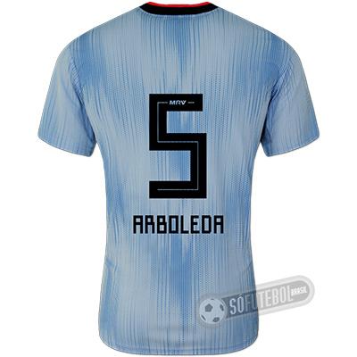 Camisa São Paulo - Modelo III (ARBOLEDA #5)