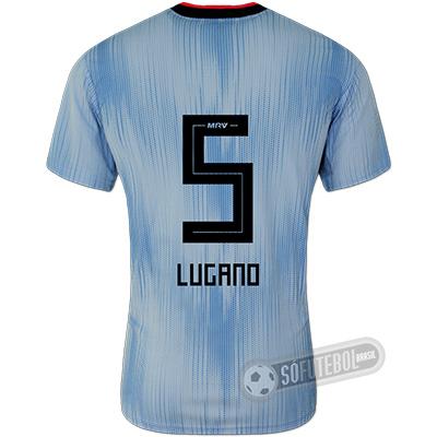 Camisa São Paulo - Modelo III (LUGANO #5)