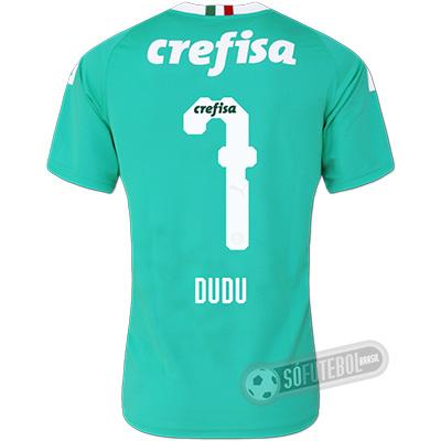 Camisa Palmeiras - Modelo III (DUDU #7)
