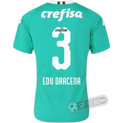 Camisa Palmeiras - Modelo III (EDU DRACENA #3)