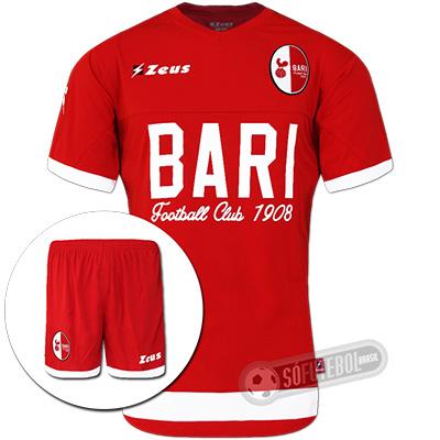 Kit Bari - Treino (Camisa + Calção)