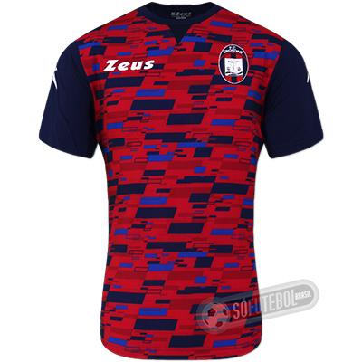 Camisa Crotone - Treino