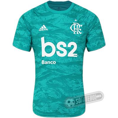 Camisa Flamengo - Goleiro