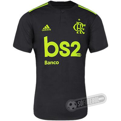 Camisa Flamengo - Modelo III