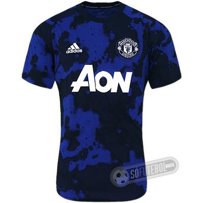 Camisa Manchester United - Treino