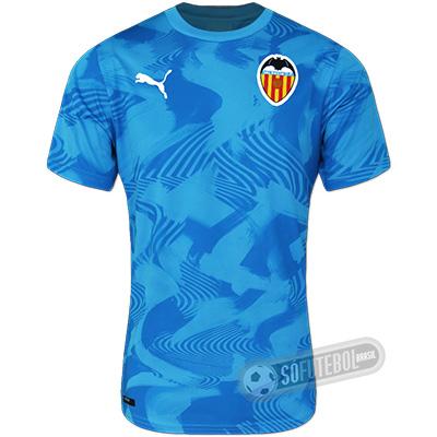 Camisa Valencia - Modelo III