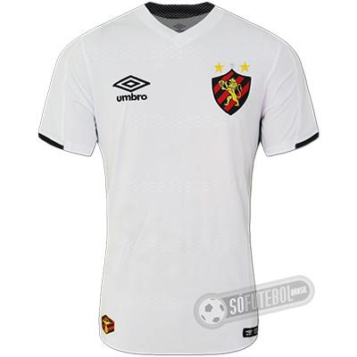 Camisa Sport Recife - Modelo II