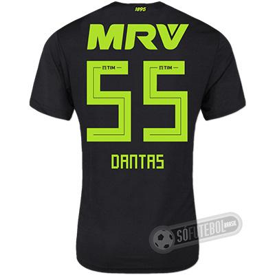 Camisa Flamengo - Modelo III (DANTAS #55)