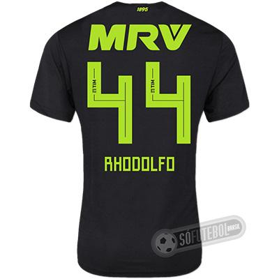 Camisa Flamengo - Modelo III (RHODOLFO #44)