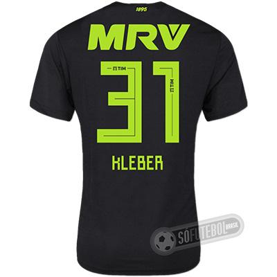 Camisa Flamengo - Modelo III (KLEBER #31)