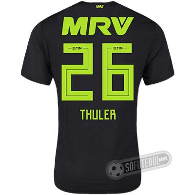 Camisa Flamengo - Modelo III (THULER #26)