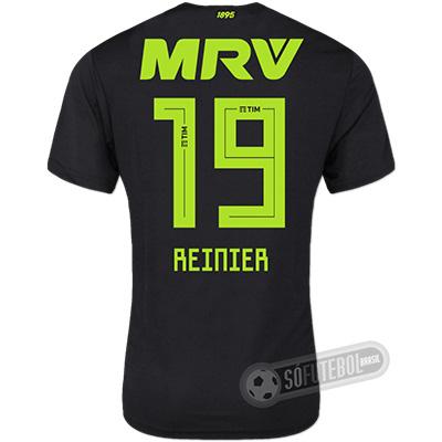 Camisa Flamengo - Modelo III (REINIER #19)