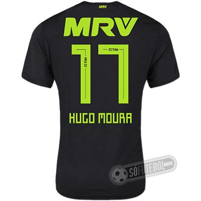 Camisa Flamengo - Modelo III (HUGO MOURA #17)