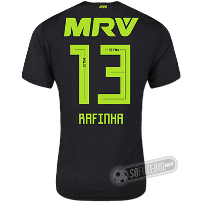 Camisa Flamengo - Modelo III (RAFINHA #13)
