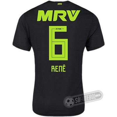 Camisa Flamengo - Modelo III (RENÊ #6)