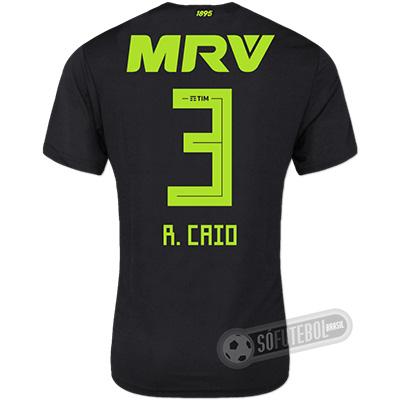 Camisa Flamengo - Modelo III (R. CAIO #3)