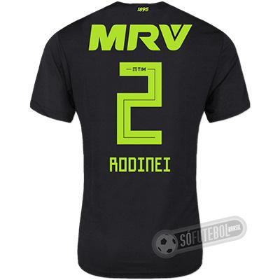 Camisa Flamengo - Modelo III (RODINEI #2)