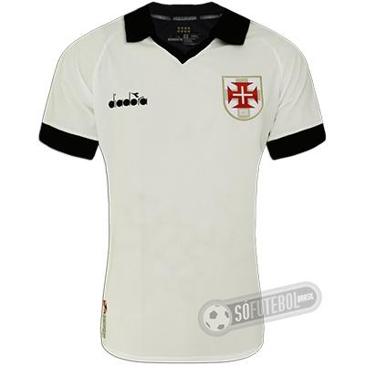 Camisa Vasco - Modelo III (Cruz de Cristo)