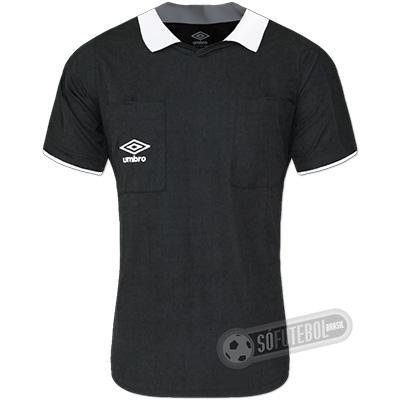 Camisa Árbitro (Juíz) - Umbro