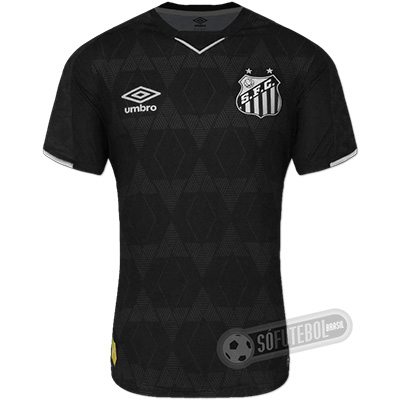 Camisa Santos - Modelo III