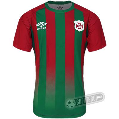 Camisa Portuguesa Santista - Modelo I