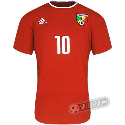 Camisa República do Congo - Modelo I