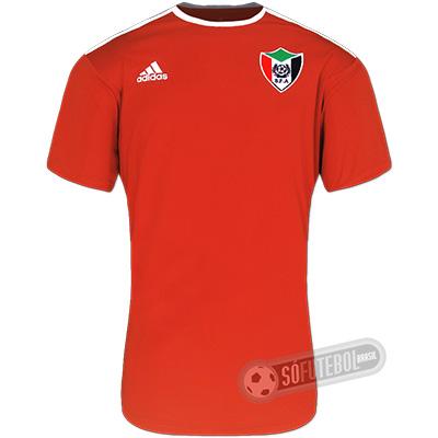 Camisa Sudão - Modelo I