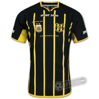 Camisa Deportivo Madryn - Modelo II