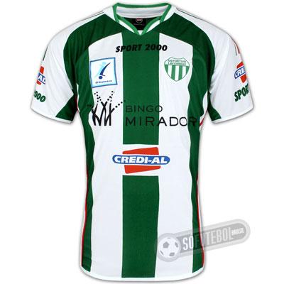 Camisa Deportivo Laferrere - Modelo I
