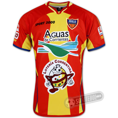 Camisa Boca Corrientes - Modelo I
