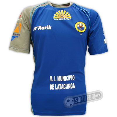 Camisa Deportivo Espoli