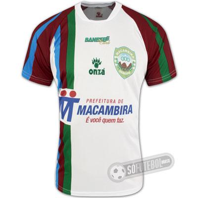 Camisa Oficial Macambira