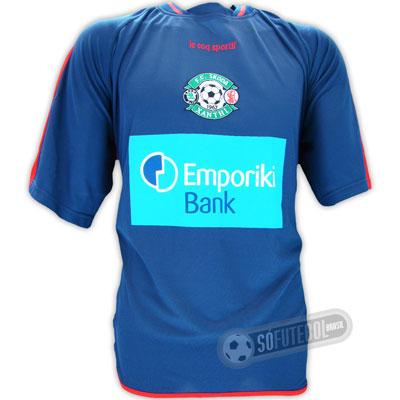 Camisa Skoda Xanthi