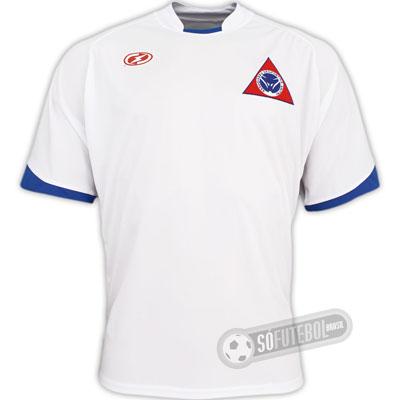 Camisa Oficial Desportiva Unitri - Modelo II