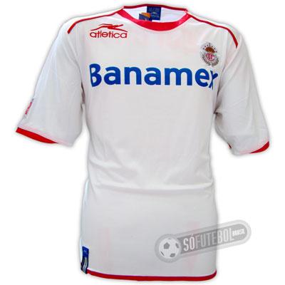 Camisa Oficial Toluca