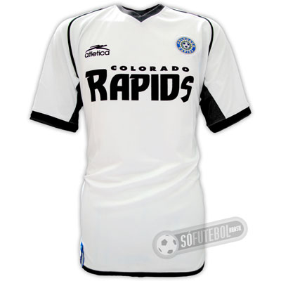Camisa Oficial Colorado Rapids