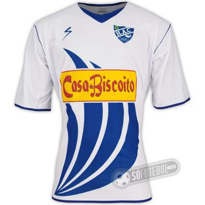 Camisa Oficial Heliópolis - Modelo II