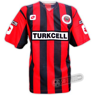 Camisa Gençlerbirligi Ankara - Modelo I