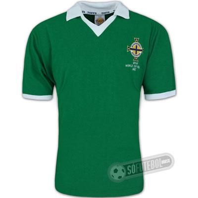 Reedição Oficial Irlanda do Norte 1982 - Modelo I