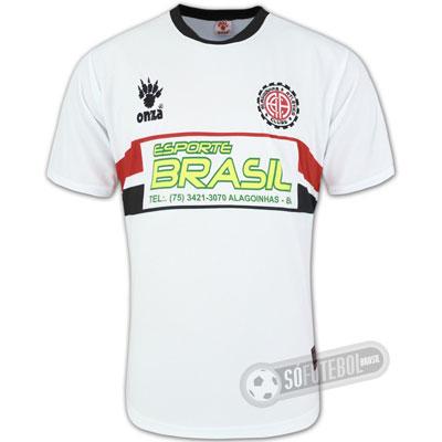 Camisa Oficial Alagoinhas - Modelo I
