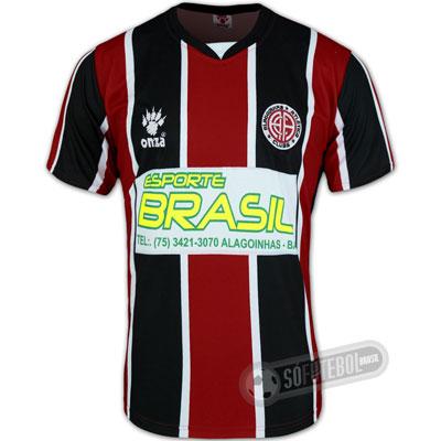 Camisa Oficial Alagoinhas - Modelo II