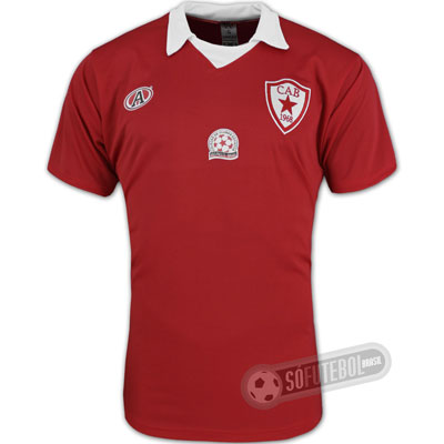 Camisa Botafogo de Barra Bonita - Modelo I