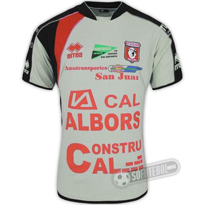 Camisa Atlético Trindad - Modelo II