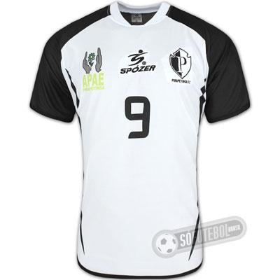 Camisa Oficial Pirapetinguense - Modelo II
